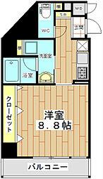 CESTA高槻(セスタ高槻)[6階]の間取り
