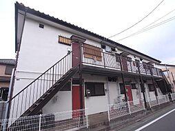三浦荘[206号室]の外観