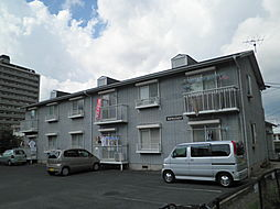 福岡県北九州市小倉南区北方2丁目の賃貸アパートの外観