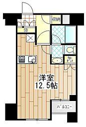 デュオスカーラ町田[2階]の間取り