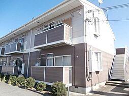 和歌山県紀の川市中井阪の賃貸マンションの外観