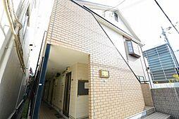レオパレス夙川[206号室]の外観