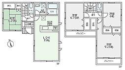 八幡市駅 2,580万円