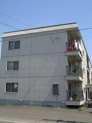 ウダハイツ[3階]の外観