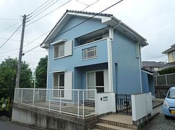 [一戸建] 東京都町田市つくし野4丁目 の賃貸【/】の外観
