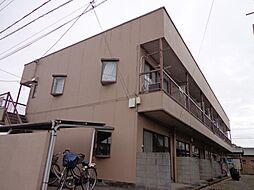 スカーレット東越谷[102号室]の外観