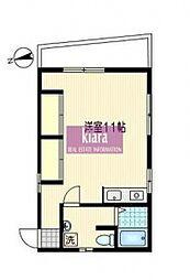 La Casa Kanaya[3階]の間取り
