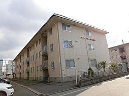 グリーンコーポ楢岡B[101号室]の外観