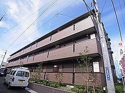 フラッツ酒井根I[1階]の外観