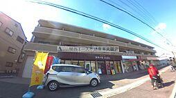 エタージュ高井田[2階]の外観