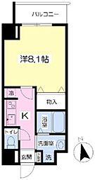 カンフォーラ松崎4階Fの間取り画像