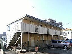 大阪府豊中市西泉丘1丁目の賃貸アパートの外観