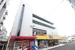 広島県広島市西区南観音7丁目の賃貸マンションの外観