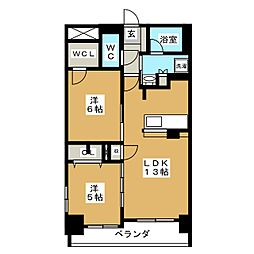 千種駅 13.5万円