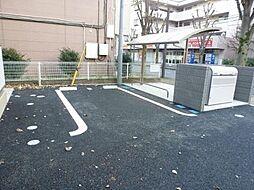 埼玉県ふじみ野市鶴ケ岡2丁目の賃貸アパートの外観