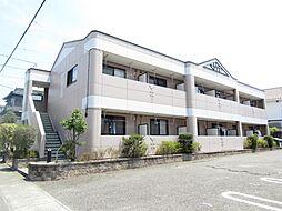 愛知県半田市東郷町2丁目の賃貸アパートの外観