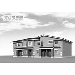 市野谷アパート[201号室]の外観