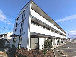 千葉県成田市新駒井野の賃貸マンションの外観