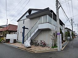 ローズミード総持寺[2階]の外観