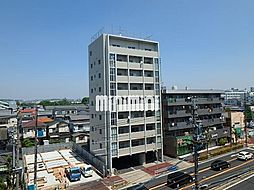 味仙第3マンション[5階]の外観