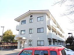 東京都国立市泉4丁目の賃貸マンションの外観