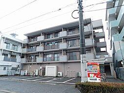 福岡県北九州市小倉南区徳力3丁目の賃貸マンションの外観