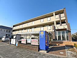 埼玉県越谷市レイクタウン1の賃貸マンションの外観