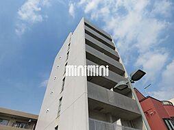 愛知県名古屋市千種区東山通2丁目の賃貸マンションの外観