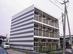 埼玉県戸田市美女木3丁目の賃貸マンションの外観