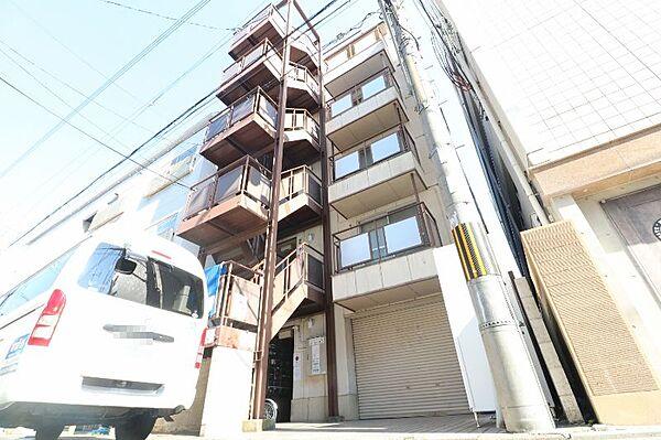 ボックス七条 5階の賃貸【京都府 / 京都市下京区】