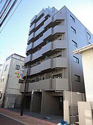 東京都大田区大森北5丁目の賃貸マンションの外観