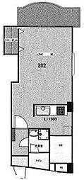 第8川崎ビル[5階]の間取り