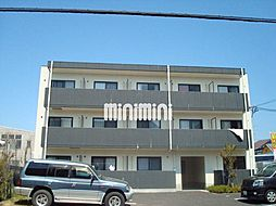 名古屋インターマンション[3階]の外観
