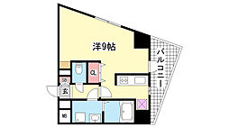 パシフィックレジデンス神戸八幡通[3階]の間取り