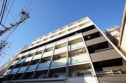 ウィスティリア高津[4階]の外観