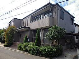 東京都調布市深大寺北町5丁目の賃貸マンションの外観