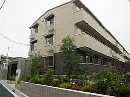大阪府吹田市千里丘下の賃貸アパートの外観