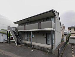 メルベーユ1ナベシマ[1階]の外観