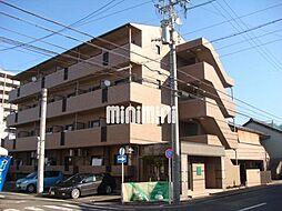愛知県名古屋市中村区松原町2の賃貸マンションの外観