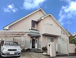 飯塚市潤野 リビングと玄関に吹抜けのある家