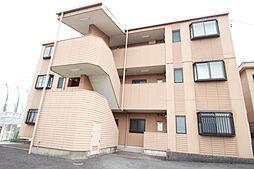 愛知県名古屋市天白区中平2丁目の賃貸アパートの外観