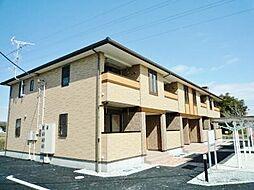 千葉県茂原市小林の賃貸アパートの外観