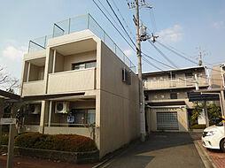 サンフェスタ東福寺 A棟[202号室]の外観