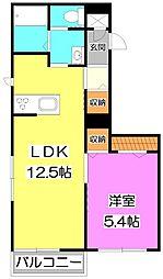 (新築)朝霞市根岸台1丁目シャーメゾン[1階]の間取り