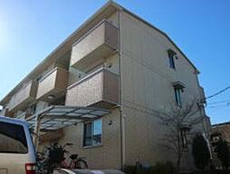 大阪府大阪市生野区巽東2丁目の賃貸アパートの外観