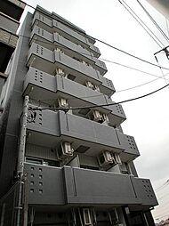 神奈川県横浜市保土ケ谷区峰沢町の賃貸マンションの外観