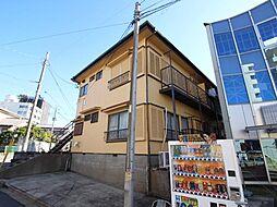 遠藤コーポ[2階]の外観