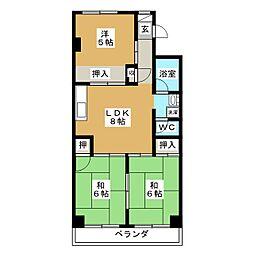 四軒家西口 4.6万円