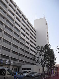 伝法団地1号棟[6階]の外観