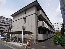 プレガーレB[3階]の外観